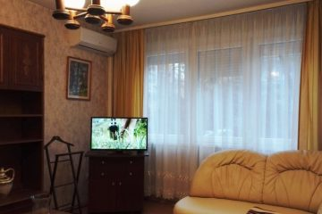 Debrecen, Mikszáth Kálmán utca - Homy flat for rent 3 minutes walk from Main Building